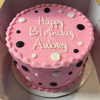 Sponsor a Birthday Cake