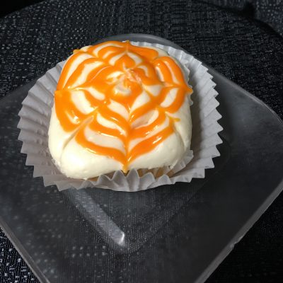 Citrus Honey Cupcake